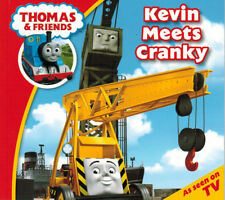 Thomas and Friends Story - My First Story Time Set: KEVIN MEETS CRANKY -  NEW