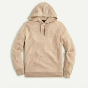 J.Crew Cashmere Hoodie For Men
