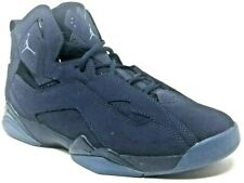 Jordan True Flight Obsidian Navy Blue Men's Size 9.5 Basketball Shoes 342964 405
