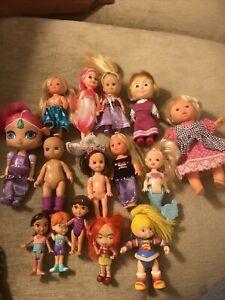 Small Doll Bundle Simba  Masha Zapf Creations And Others