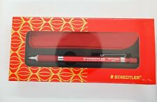 Staedtler 925 35 red limited edtion mechanical pencil