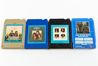 The Oak Ridge Boys: Greatest Hits 1 & 2, Fancy Free & More (4) 8 Track Tapes