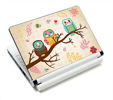"""Owls 11.6""""12""""13.3""""14"""" 15.6"""" Laptop Sticker Skin Decal Cover for Toshiba/Dell/ HP"""