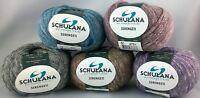 100g=11,00€ Schulana, Serengeti, 100% Baumwolle, stricken, Garn, Sommer, weich