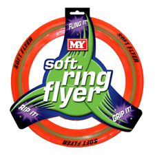 Soft Frisbee Rubber Flying Disc - KTY-TY6094