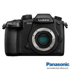 Panasonic Lumix DC-GH5 Mirrorless Micro 4/3s Digital Camera ***USA AUTHORIZED***
