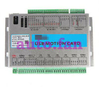 Control engraving machine card MACH3 system USB interface 4 axis 2000KHZ
