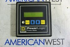 SQUARE D POWER LOGIC 3020 PMD-32 POWER METER DISPLAY