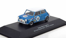 1 43 Atlas Austin Mini Cooper S Alec Poole Equipe Arden 1969 BTCC Champion IXO