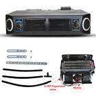 12V Car Air Conditioner Kit Under Dash Cooling Evaporator Compressor 3 Level A/C photo