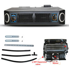 12V Car Air Conditioner Kit Under Dash Cooling Evaporator Compressor 3 Level A/C