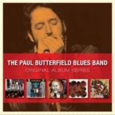 The Paul Butterfield Blues Band Original Album Series 5cd () East West