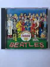 BEATLES Olympia Holiday '89 official 8-track promo CD CHRISTMAS Fan Club Message