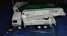 Conrad MB Actros Schwing KVM 34X Auto-Betonpumpe OVP M1:50 Topp