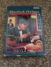 Sherlock Holmes: Consulting Detective Vol. II (Sega CD, 1993) cib