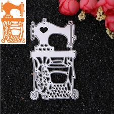 Sewing Machine Cutting Dies Metal Stencils DIY Scrapbook Photo Album Paper Cards