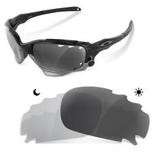 Lentes de Recambio Polarizadas para Oakley Racing Jacket Vented (Elegir Color)