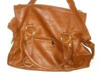 Crossbody Bag Purse Satchel Handbag Hobo Shoulder Brown Womens