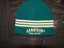 New Jameson Irish Whiskey Branded Beanie - Embroidered Beanie
