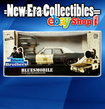 The Blues Brothers 1974 Mt. Prospect Police Dodge Monaco Sedan Bluesmobile 1:18