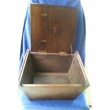 COAL BOX 1850 FOR FIREPLACE TOOLS