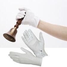 1 Pair Mens Formal Gloves For Tuxedo Honor Guard Parade Santa Inspection A