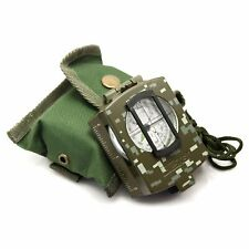 Military Lensatic Tactical Nautical Handmade Antique Working Compass Christmas