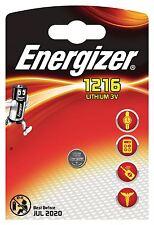 Energizer CR1216 x1 Battery
