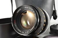 CANON FD 50mm f/1.4 SSC S.S.C. MF Standard Prime Lens from Japan #1593
