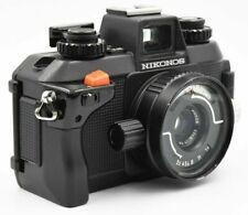 [Near Mint] NIKON NIKONOS IV-A 35mm Underwater Film Camera & NIKKOR 35mm F/2.5