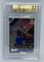 2019-20 Optic RJ BARRETT THE ROOKIES ROOKIE CARD RC BGS 9.5 GEM MINT TOP GRADED