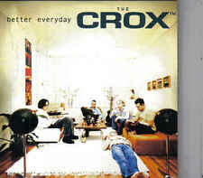 The Crox-Better Everyday cd single