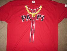 DAVID ORTIZ BIG PAPI FAN VOTE BOSTON RED SOX BIG PAPI BLING T- SHIRT SGA 9/13/16