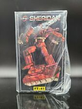 Transformers FansToys FT-41 Sheridan Warpath 🇺🇸 Seller New USPS Priority mail