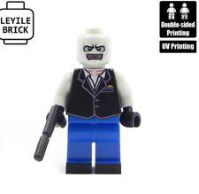 LYL BRICK Custom The great white shark Lego Minifigure