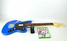 Xbox One Guitar Hero Rock Band 4 Wireless Jaguar Guitar Controller Strap + Game