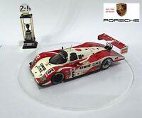 PORSCHE 962 GTI #6 24H Le Mans 1994 Built Monté Kit 1/43 no spark TOP