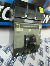 Square D Fh36040, 40 Amp, 600 Volt, 3P, Grey, Circuit Breaker -Warranty