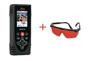 Leica DISTO X4 Laser meter with free laser glasses