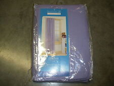 """NEW Home Trends Kids purple one panel lilac curtain 80""""X 84"""""""