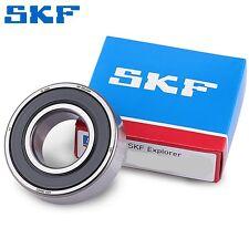SKF 6201-2RS Cuscinetto radiale a una corona di sfere, schermatura in gomma