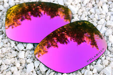 Pink Rose Polarized Replacement Sunglass Lenses for Oakley Jupiter Carbon