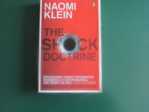 THE SHOCK DOCTRINE - NAOMI KLEIN -  PENGUIN BOOKS LTD