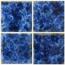 1 SAMPLE 3x3 Sea Blue Tile for Countertop Backsplash Pool Wall Bathroom Shower