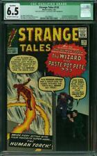 Strange Tales #110 CGC 6.5 Marvel 1963 1st Doctor Strange! Qualified! K8 202 cm