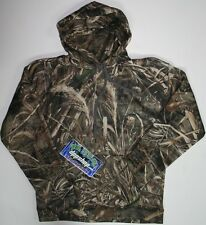 ADULT real mossy oak tree MAX-5 pullover hooded sweater camo sweatshirt hoodie