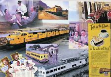 UNION PACIFIC 2000 CALENDAR A CENTURY OF RAILROADING 1900-2000