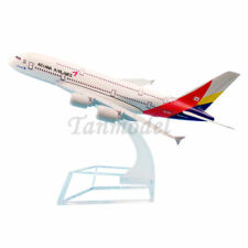16cm alloy plane model Korean Asiana Airlines A380 HL7634