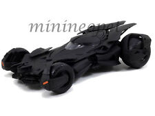 JADA 97781 DC COMICS BATMAN V SUPERMAN BATMOBILE MODEL KIT 1/24 MATTE BLACK