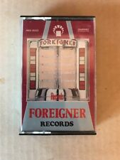 IMD Saudi Arabia Foreigner Records Cassette Free US Shipping